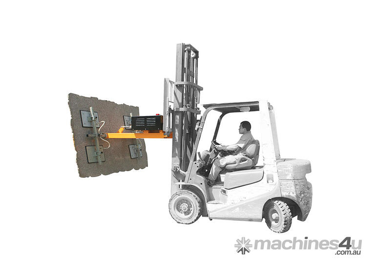 Fork Mounted Vacuum Lifting Attachment