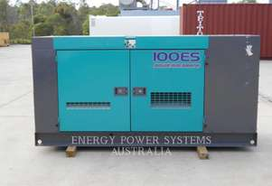 DENYO DCA100ESI Portable Generator Sets
