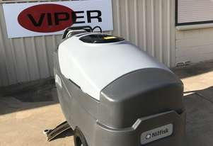 Nilfisk BA 855 Walk Behind scrubber ready to go and great value!