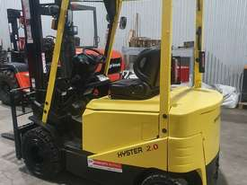 4 wheel counterbalance, 48v electric Forklift - picture0' - Click to enlarge