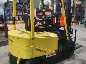 4 wheel counterbalance, 48v electric Forklift - picture1' - Click to enlarge