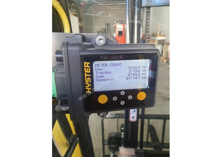 4 wheel counterbalance, 48v electric Forklift