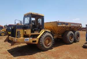 1990 Caterpillar D350D Articulated Dump Truck *CONDITIONS APPLY*