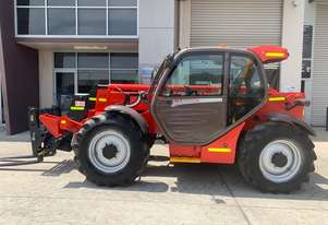 Used Manitou MT1030s Telehandler with Pallet Forks & Low Hours