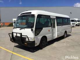2010 Toyota Coaster 50 Series - picture2' - Click to enlarge