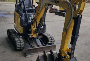 Low Houred Yanmar VIO17 Excavators!!!
