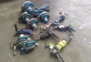 Power Tools Various Electric