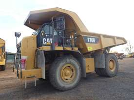 Caterpillar 770G Dump Truck - picture0' - Click to enlarge