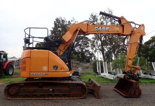 CASE CX145 Tracked-Excav Excavator