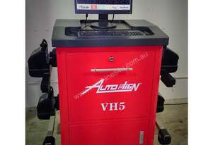 AUTOALIGN VH5 Advanced Wheel Aligner