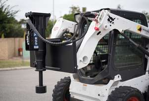 Skid Steer Post Rammer / Driver
