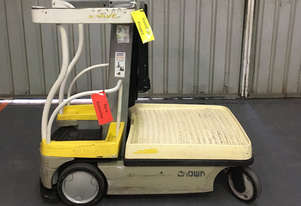 Crown WAV50-84 Manlift Access & Height Safety