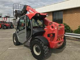 Manitou MT625 Telehandler - picture1' - Click to enlarge
