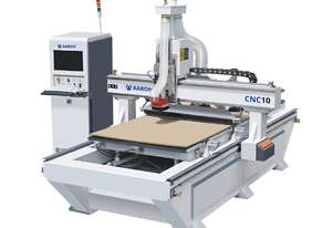 Aaron Single-Spindle Nesting CNC Machine | 1220 x 2440 mm | CNC10