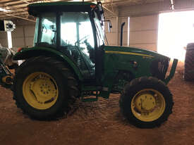 John Deere 5075M FWA/4WD Tractor - picture2' - Click to enlarge