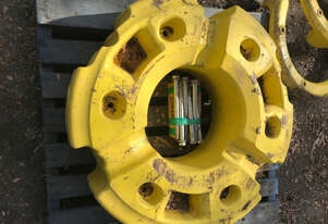 John Deere 900kg  Rear Outer Dual weights Parts-Tractor Parts