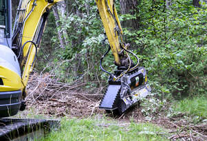 FAE BL1/EX 75 FORESTRY MULCHER WITH BITE LIMITER TECHNOLOGY