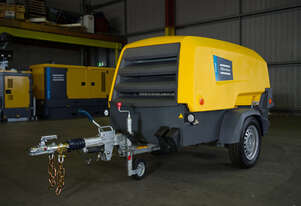 Atlas Copco XAS98 Portable Air Compressor