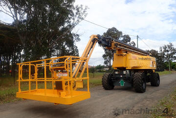 Haulotte HA41PX Boom Lift Access & Height Safety