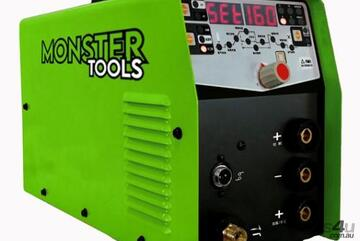 MONSTER TOOLS MCUT40 3 in1 Plasma Cutter/MMA Stick/Tig  FREE AUST METRO FREIGHT