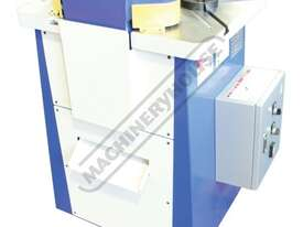 HN-220 Hydraulic Sheet Metal Notcher 200 x 200 x 4mm Mild Steel Capacity 200 x 200 x 2mm Stainless S - picture3' - Click to enlarge