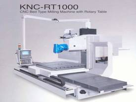 Kiheung KNC Series Bed Type CNC Mills - picture1' - Click to enlarge