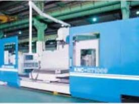 Kiheung KNC Series Bed Type CNC Mills - picture5' - Click to enlarge