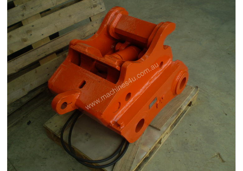 Quickhitch Fits EX 220 270 Jaws Used