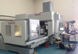 Eumach LBM High Speed Vertical Machining Centre