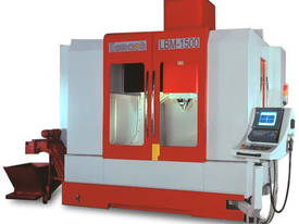 Eumach LBM High Speed Vertical Machining Centre - picture6' - Click to enlarge