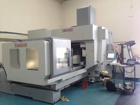 Eumach LBM High Speed Vertical Machining Centre - picture0' - Click to enlarge