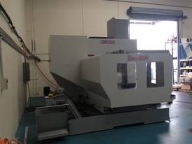 Eumach LBM High Speed Vertical Machining Centre - picture4' - Click to enlarge
