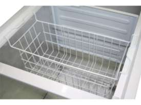 Bromic CF0400ATCG - Angled Glass Top Chest Freezer - 350L - picture3' - Click to enlarge