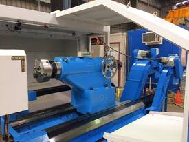 Kinwa Heavy Duty CNC lathes up to 2500mm swing. - picture15' - Click to enlarge