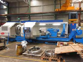 Kinwa Heavy Duty CNC lathes up to 2500mm swing. - picture18' - Click to enlarge