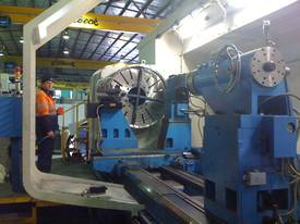 Kinwa Heavy Duty CNC lathes up to 2500mm swing. - picture4' - Click to enlarge