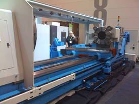 Kinwa Heavy Duty CNC lathes up to 2500mm swing. - picture11' - Click to enlarge