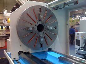 Kinwa Heavy Duty CNC lathes up to 2500mm swing. - picture12' - Click to enlarge