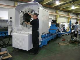 Kinwa Heavy Duty CNC lathes up to 2500mm swing. - picture3' - Click to enlarge
