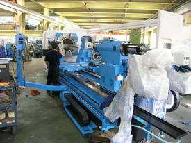Kinwa Heavy Duty CNC lathes up to 2500mm swing. - picture14' - Click to enlarge