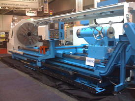 Kinwa Heavy Duty CNC lathes up to 2500mm swing. - picture5' - Click to enlarge