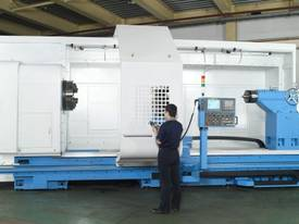 Kinwa Heavy Duty CNC lathes up to 2500mm swing. - picture8' - Click to enlarge