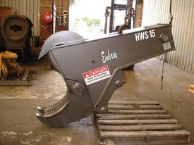 Hydraulic Woodshears - picture9' - Click to enlarge