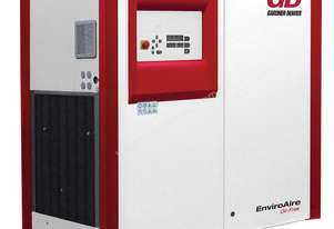 Oil-Free Water Injected Screw Compressors