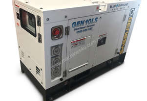 10kVA Blue Diamond Generator 240V Solar Backup