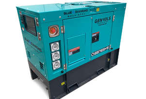 10kVA Blue Diamond Generator 240V Solar Backup -  2 Years Warranty