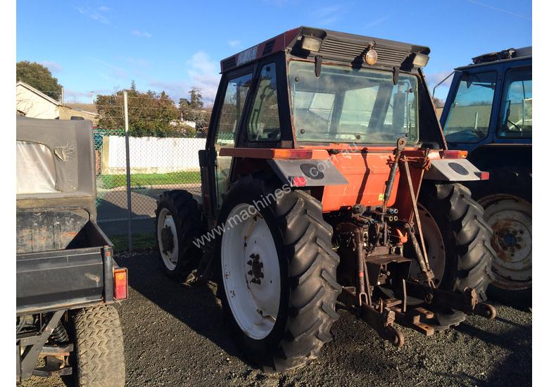 Used 2002 Fiat 82 94 4wd Tractors 80 100hp In Tas Price