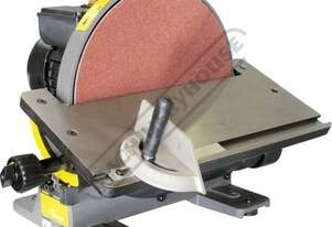 DS300 Bench Disc Sander Ø305mm Sanding Disc 1420rpm Disc Speed