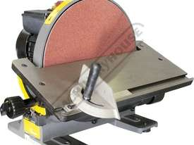 DS300 Bench Disc Sander Ø305mm Sanding Disc - picture0' - Click to enlarge