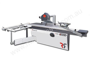 Robland 2.5m Sliding Panel Saw E2500 single Phase CLEARANCE SALE